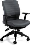 Global Aspen 2852-3 Ergonomic Computer Chair