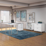 white method collection office furniture set
