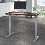 hansen cherry 48 x 24 height adjustable move 40 table