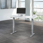 white move 40 adjustable height table