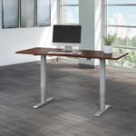 hansen cherry move 40 72x30 adjustable height desk