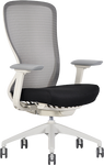 eurotech exchange white office chair