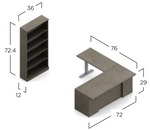 zira layout dimensions