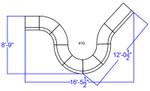 alon series 9 piece modular lounge seating set dimensions