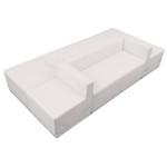 white alon series reception seating set