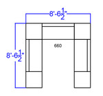 alon sofa seating configuration dimensions