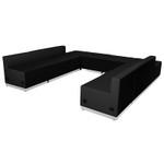 alon open u-shaped lounge set - view 2