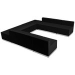 alon open u-shaped lounge set