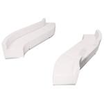 alon white dual sectional set