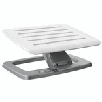 esi hana adjustable foot support in white - 2