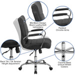 conference chair features