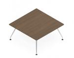 """kadin 60"""" square table"""