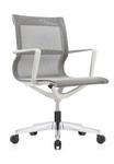 kinetic chair - white