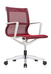 kinetic chair - red