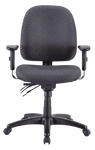 eurotech 4x4 chair in charcoal