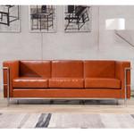 regal cognac sofa
