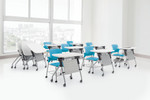 zook training room tables