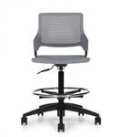 armless task stool