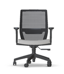 vektor mesh chair with grey seat
