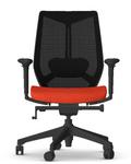 friant ignite chiar with orange seat