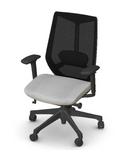 friant ignite chair in grey