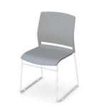 gray prep chair