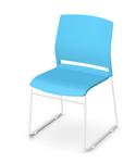 blue prep chair