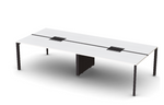Friant Verity 4 Person Collaboration Table FV-4007