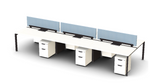 Friant Verity 6 Person Benching Workstation FV-6002