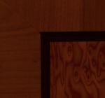 Mayline Sorrento 12' Rectangular Bourbon Cherry Wood Conference Table SC12SCR