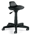 Global Clean Room Minotaur Work Stool 9611-56