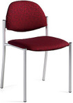 Global Comet Armless Stacking Chair 2172
