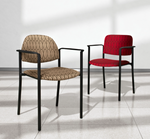 Global Comet Series Stacking Guest Chair 2171