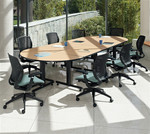 Global ConnecTABLES Modular Conference Table Configuration