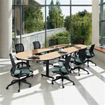 Global ConnecTABLES Modular Open Center Conference Table CNN502