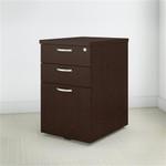 Bush Easy Office 3 Drawer Mobile File Pedestal EOF116MR