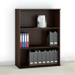"Bush Easy Office 48""W 3 Shelf Bookcase EO104MR"