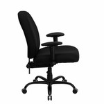 Flash Furniture Big & Tall Fabric Computer Chair (400 lb. Capacity)