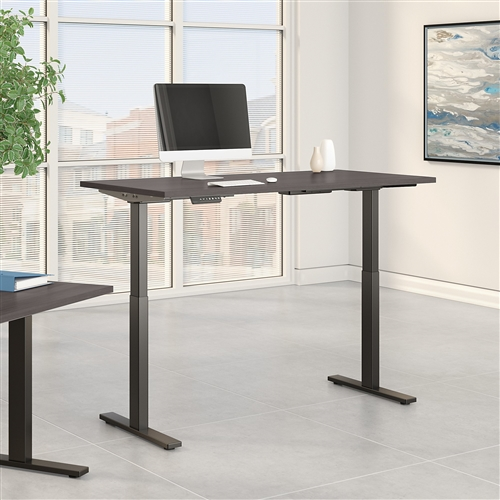 "Bush Move 60 Series 60"" x 30"" Active Desk"