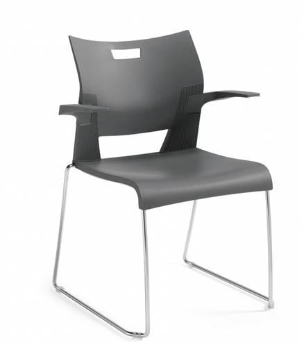Global Duet Stacking Armchair 6620 (4 Pack)