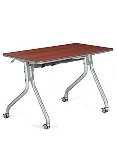 Global Flip-Top Rectangular Bungee Table BX2442RES