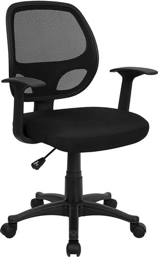 Flash Furniture Black Mesh Computer Chair