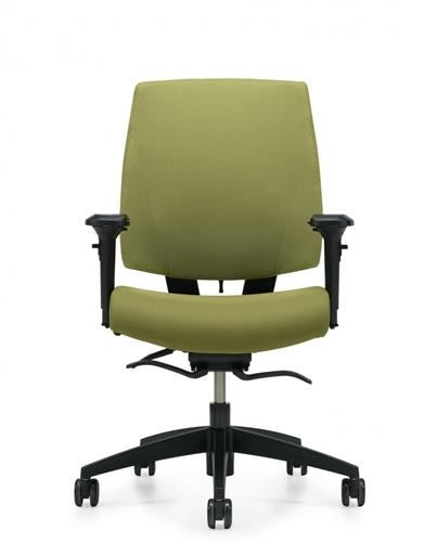 Global G1 Ergo Select Medium Back Task Chair 7331