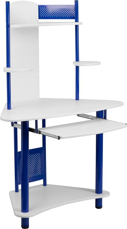 flash furniture corner computer desk for students