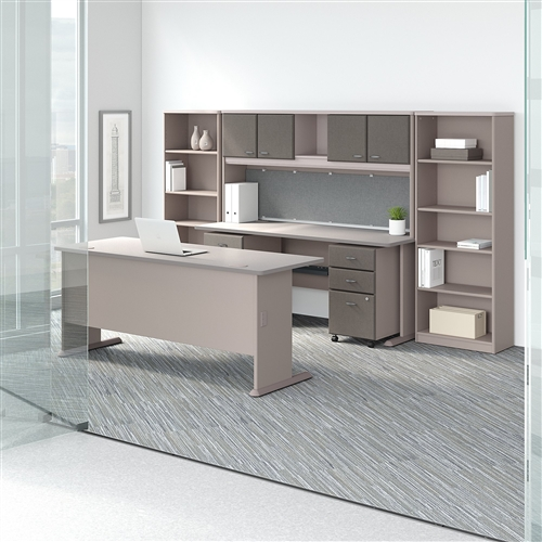 Bush Series A Commercial Executive Office Furniture Suite SRA071