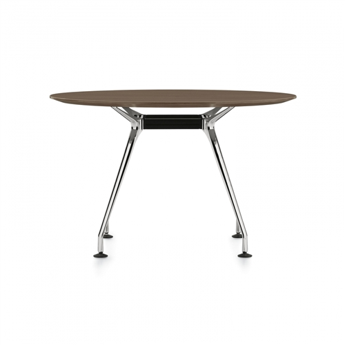 "Global Kadin 4-Leg Round Multi Purpose Table with 42"" Top"