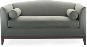 Global Lux Two Seat Sofa LX6033S