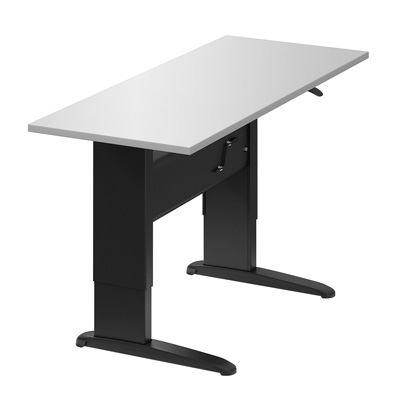 Global Manual Height Adjustable Table Station HTM3058