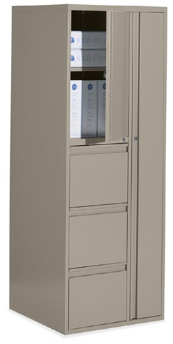 Global Personal Storage Tower 93PT-3FR