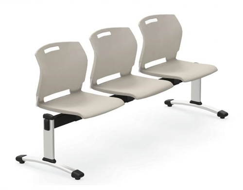 Global Popcorn Beam Seating Configuration POP501 (10 Colors Available!)